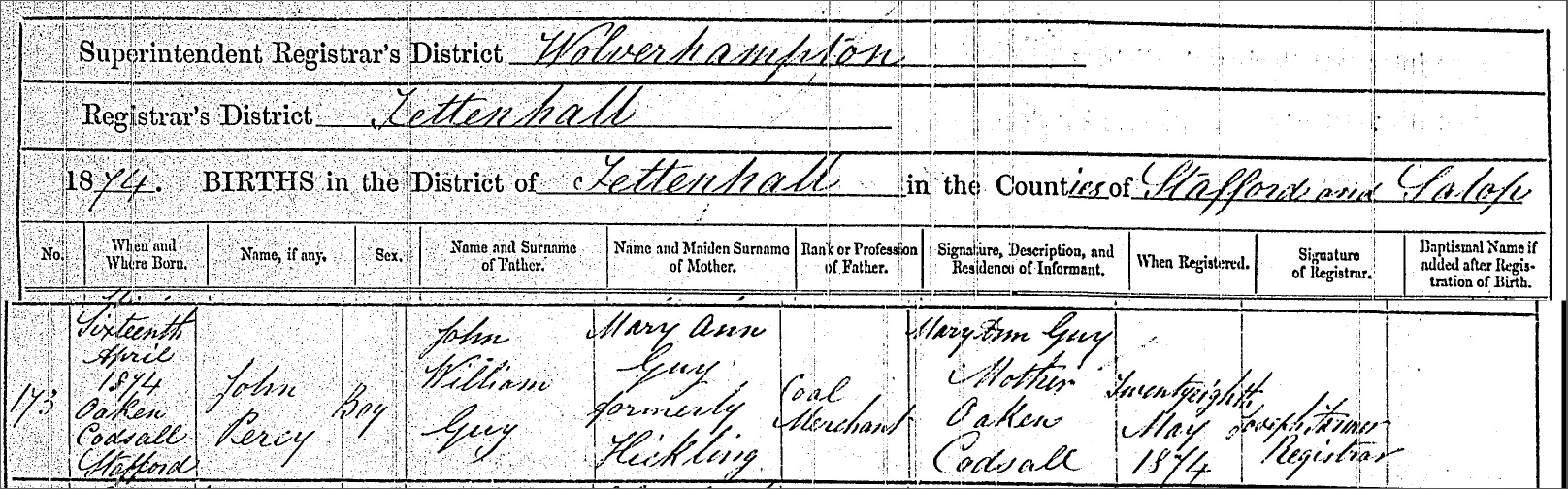 Example scottish birth certificate images certificate design and old rare books on cd genealogy family history anguline scottish certificates yadclub images aiddatafo Image collections