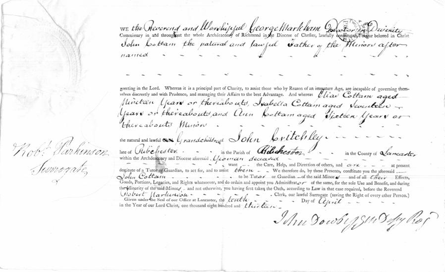 Old rare books on cd genealogy family history anguline guardianship certificate yelopaper Images